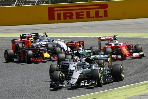 Analysis: Why Mercedes won't freak out over Hamilton/Rosberg rivalry