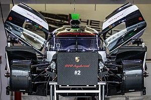 Jani confirms Porsche will revert to 2015 battery at Le Mans