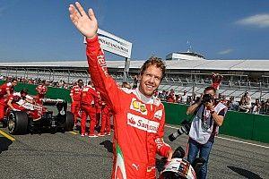 Ferrari Racing Days Vettel delights fans in Hockenheim