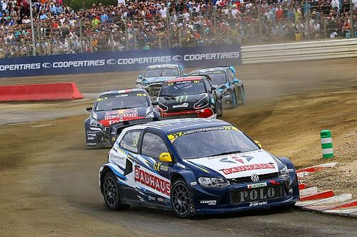 France WRX: Kristofferson takes surprise win