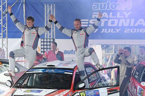 """Aus: """"Vittoria da brividi, ora vorrei correre anche il Rally Liepāja"""""""
