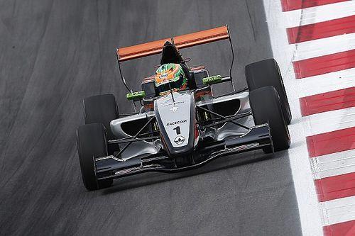 Daruvala focuses on Eurocup race wins as title hopes diminish
