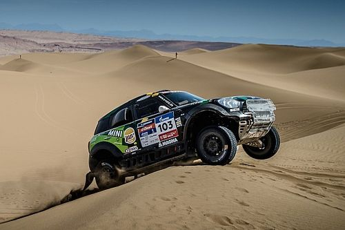 Silk Way Rally 2016 – Al Rajhi retains third overall after Stage 10 in the Chinese desert