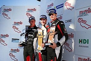 Al Mugello Ledogar sigla Gara 2 della Carrera Cup Italia