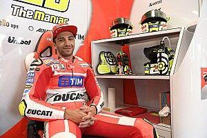 FP1 MotoGP Brno: Iannone tercepat, Rossi kedua