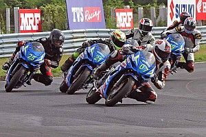 Chennai Suzuki Gixxer: Vidhuraj, Rajnikanth, Gladwin score wins
