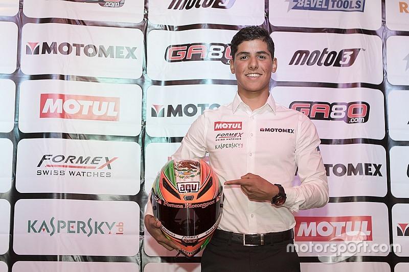 México tendrá a su primer piloto en Moto3