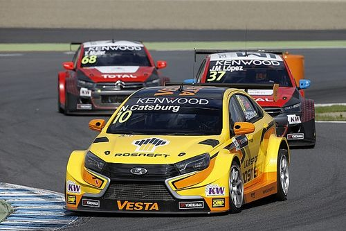 Catsburg hits out at Lopez for Motegi driving standards
