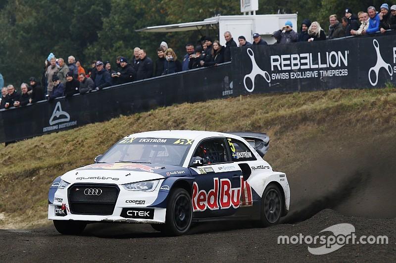 Эрикссон одержал победу в Германии, Экстрём стал чемпионом World RX