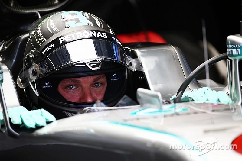 Shanghai, Libere 1: Rosberg nella sessione delle gomme forate