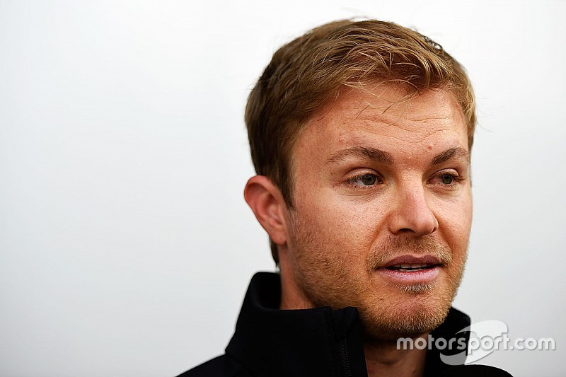 Drivers know best how to improve F1, says Rosberg