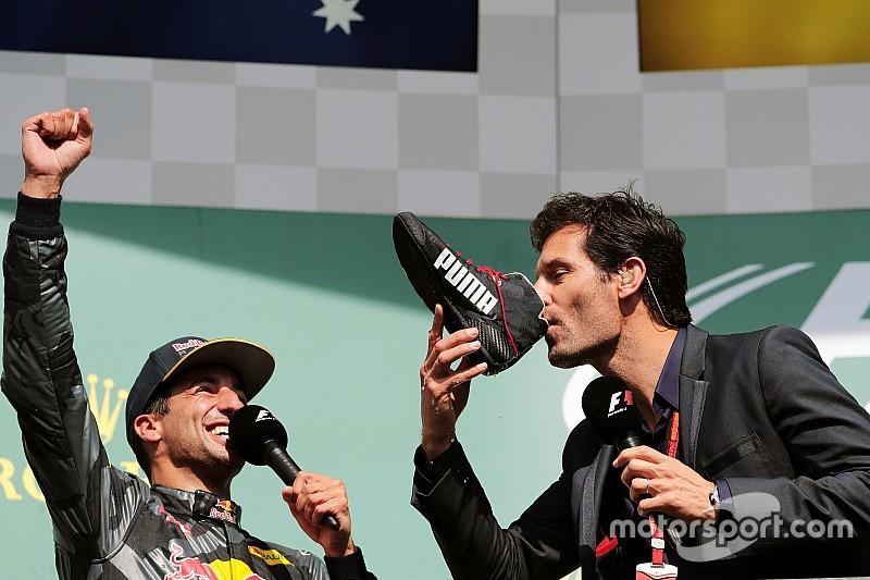 Webber, Renault'nun Ricciardo için yanlış seçim olduğunu düşünüyor