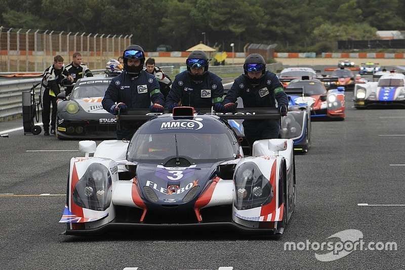 Patterson, Boyd and England return to United Autosports for 2017 ELMS LMP3 programme