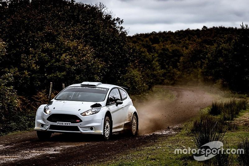Murat Bostancı, yeni Fiesta R5 ile Hitit Rallisinde