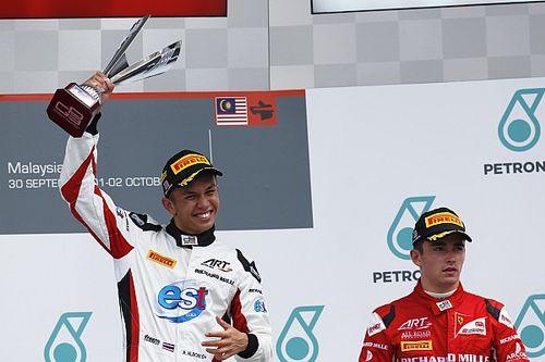 Leclerc espera que Albon fique com vaga na Toro Rosso