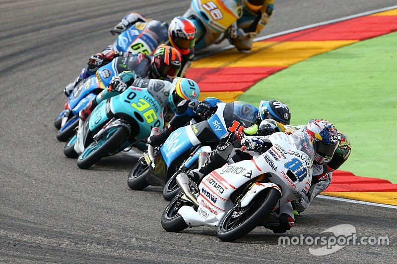 Martin on high with Moto3 results in second half of 2016
