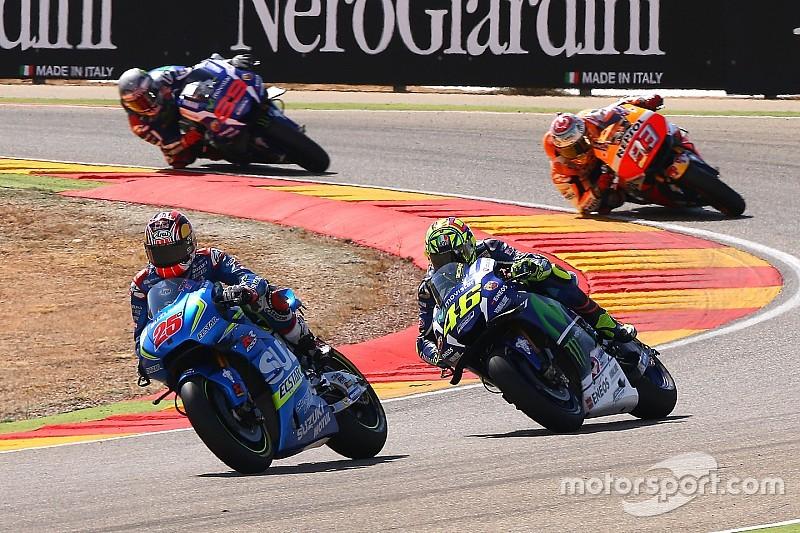 "Vinales: Aragon shows Suzuki needs to make ""another step"""