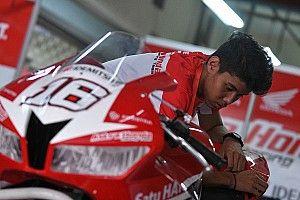 Lakoni debut di ARRC India, Irfan mengaku gugup