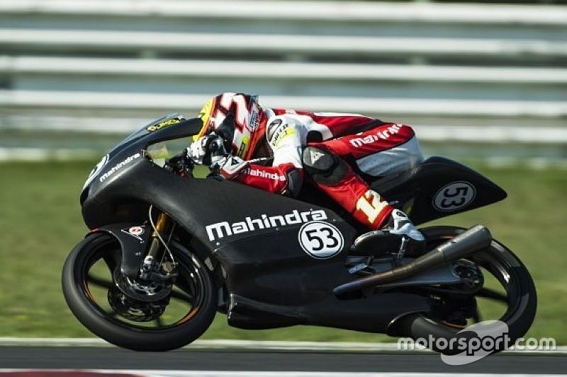Marco Bezzecchi torna alla vittoria in gara 1 a Misano