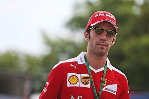 Formula 1 Breaking news Vergne confirms he no longer holds Ferrari F1 role
