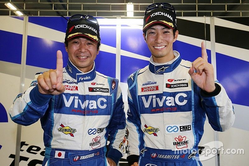 スーパーGT第7戦タイ予選(GT300):松井が成長の最速ラップ。ラップレコードをさらに更新しPP