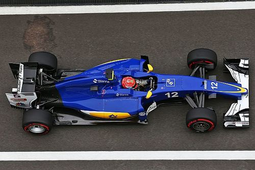 A disappointing qualifying for Sauber ahead of the Russian GP