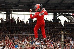 Castroneves opens up about emotional third Indy 500 win
