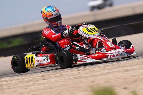 BirelART karts dominate Saturday heat races in Utah