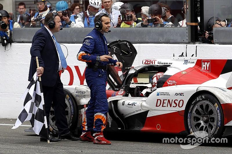 Toyota раскрыла причину поражения в Ле-Мане