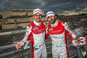 أودي الشرق الأوسط: زيد أشكناني يحرز المركز الثاني ضمن تصنيف السائقين الضيوف في سباقَي نهاية الأسبوع