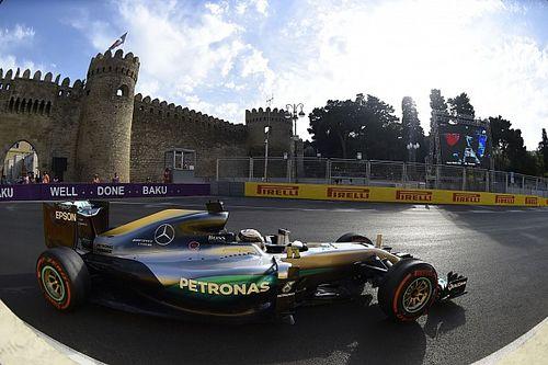 Mercedes: Motor hatası yalnızca 0.2 saniye kaybettirdi