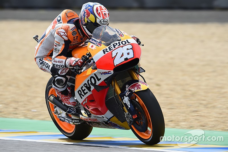 Pedrosa To Stay With Honda Motogp Team Until 2018
