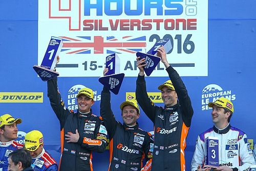 "Tincknell records third ELMS career win after dominant victory on ""home soil"""