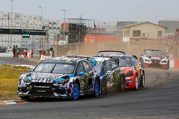 Rallycross-WM Motorsport.com-News Codemasters und Motorsport Network präsentieren erste DiRT-WM
