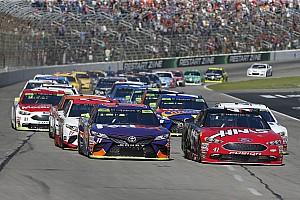 NASCAR Cup Breaking news Hamlin admits
