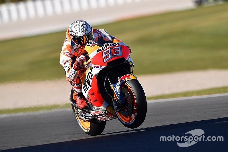 Fotogallery: le prove libere del GP di Valencia di MotoGP