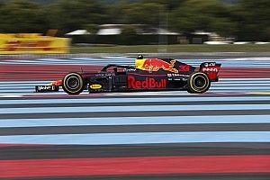 Preview GP van Frankrijk: Wat kan Verstappen met meer vermogen?