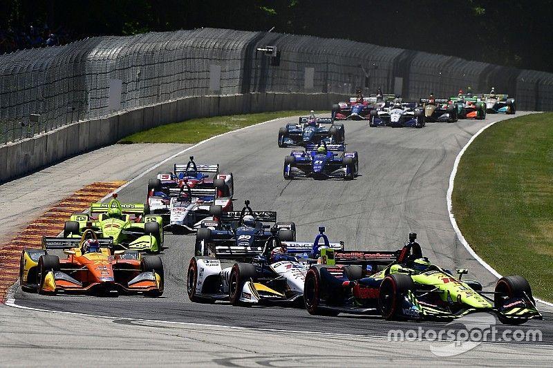 2019 IndyCar REV Group Grand Prix schedule at Road America