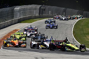 2019 IndyCar REV Group Grand Prix schedule at Road America
