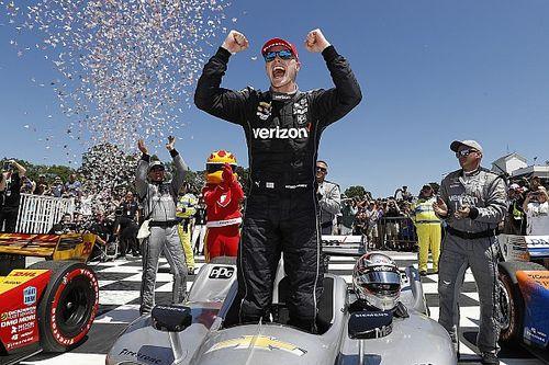 IndyCar Road America: Sterke Newgarden pakt derde seizoenszege