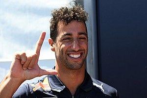 Ricciardo bromea sobre quién quiere que sea su compañero en 2019