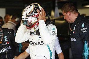 """Hamilton vol vertrouwen: """"Natuurlijk kan Mercedes nog wereldkampioen worden"""""""