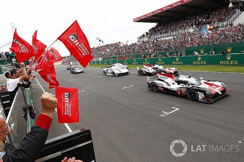 """Toyota califica de """"excepcional"""" la actuación de Alonso en Le Mans"""