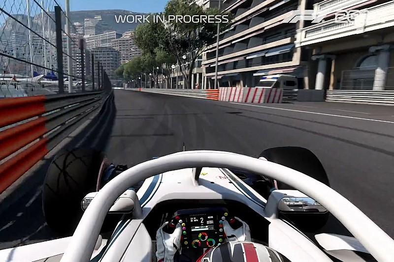 El videojuego oficial de la F1 2018 ya tiene portada