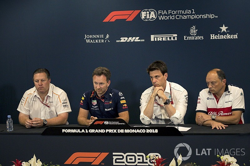 Monaco GP: Thursday's press conference