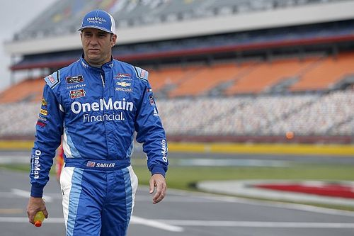 "Sadler ready for ""next chapter"" in life as NASCAR career ends"