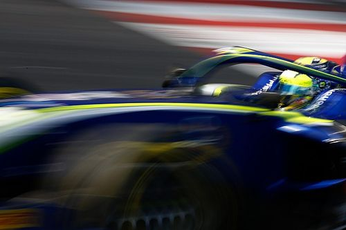 F2 Paul Ricard: Norris pimpin latihan, Gelael P15