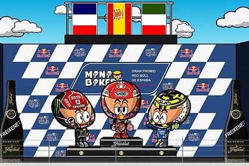Vídeo: el GP de España 2018 de MotoGP por MiniBikers