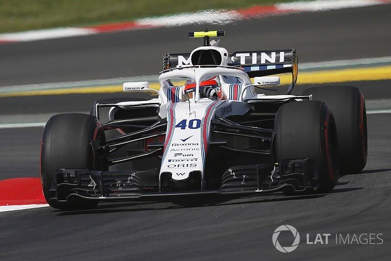"Kubica says Williams F1 car ""not enjoyable"" to drive"