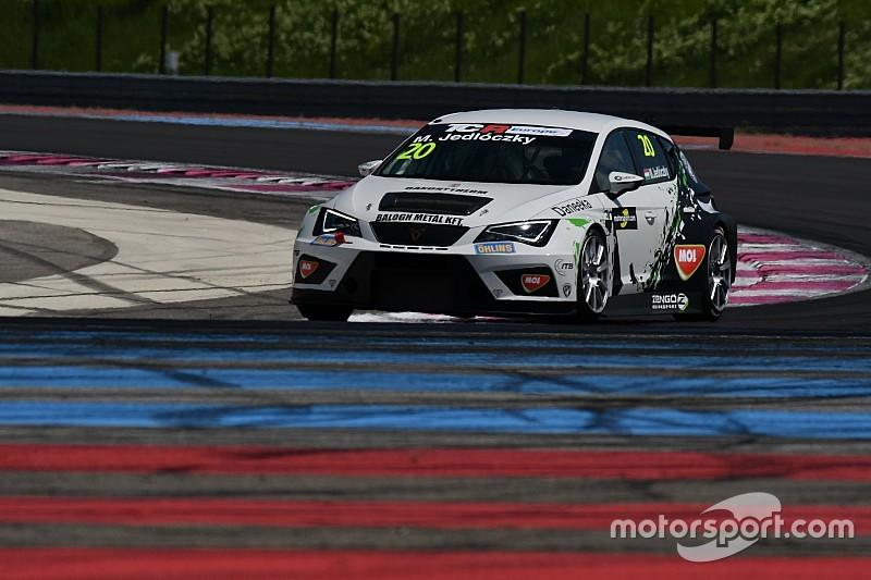 JLG Motorsport: egy híján egy pont vasárnap a Paul Ricardon